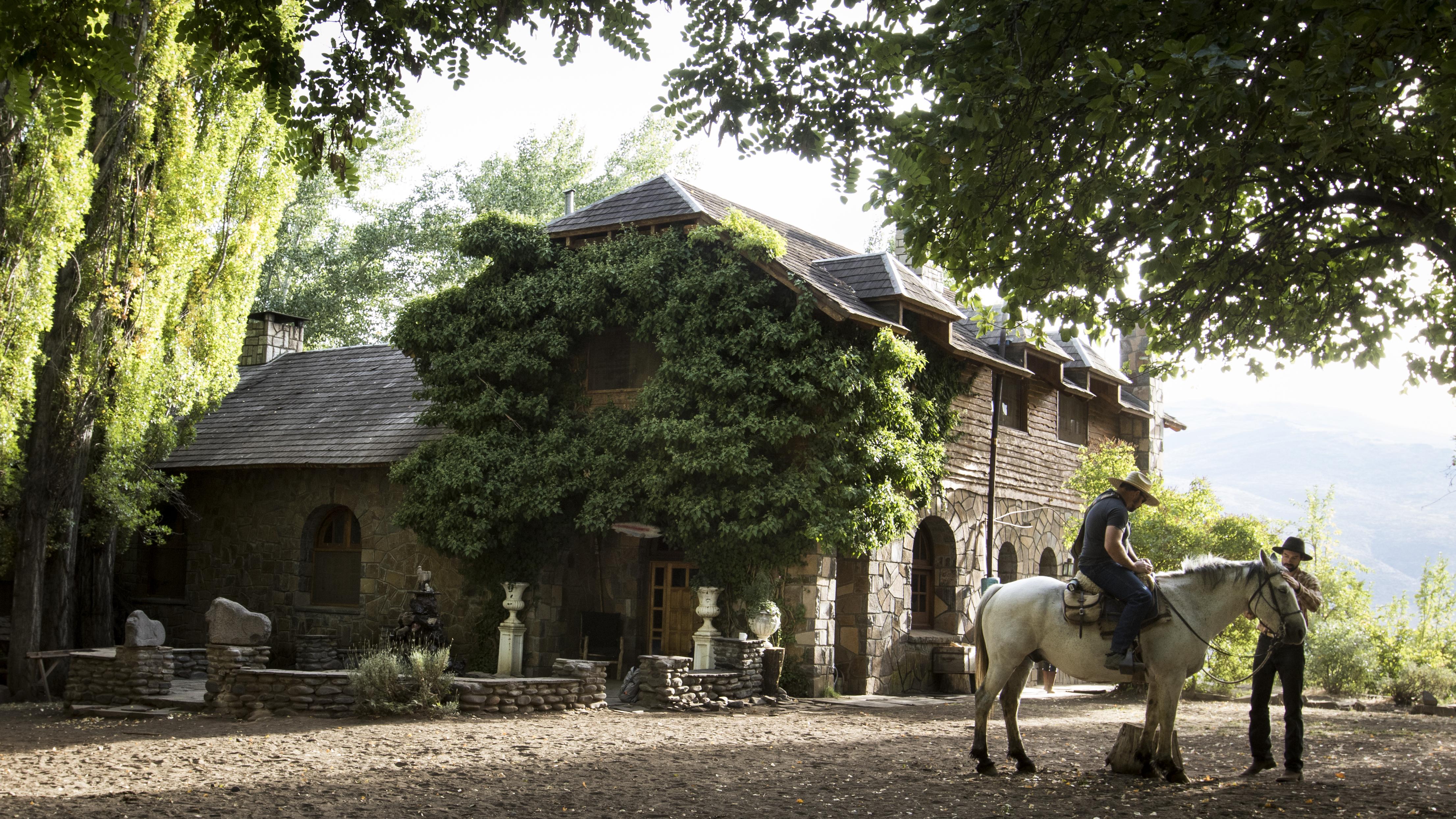 The Lodge at Estancia Ranquilco