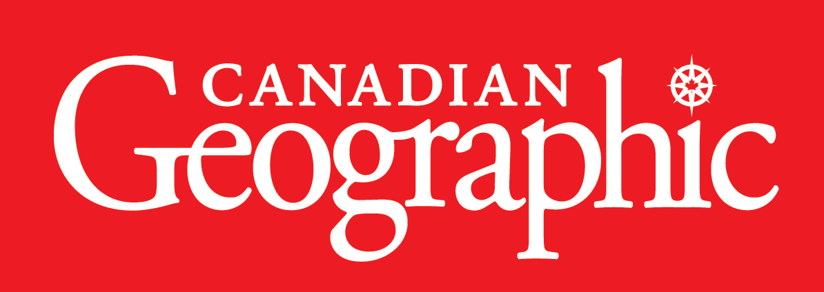 Canadian Geographic Logo