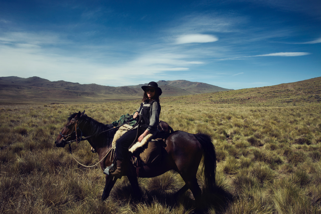Horseback riding ranch internship in Patagonia Argentina