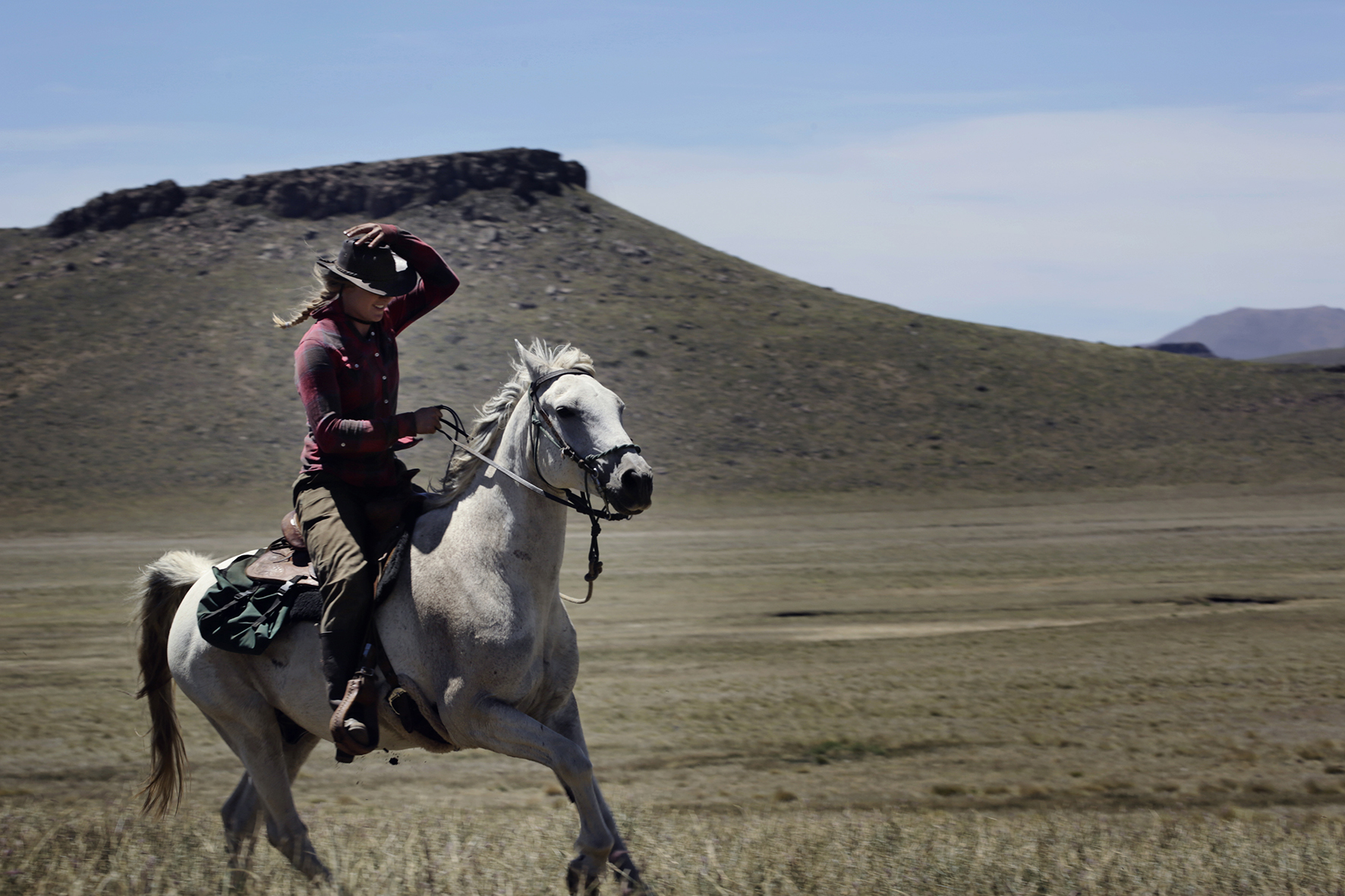 horseback adventures through in Patagonia