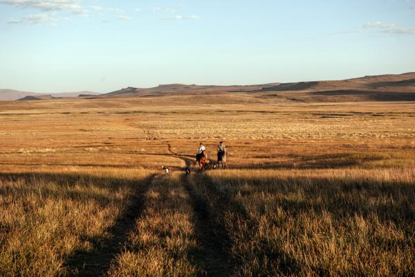 Patagonia horse tour at Estancia Ranquilco in Argentina