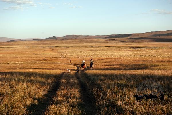 Patagonia horse tour at Estancia Ranquilco in Argentina