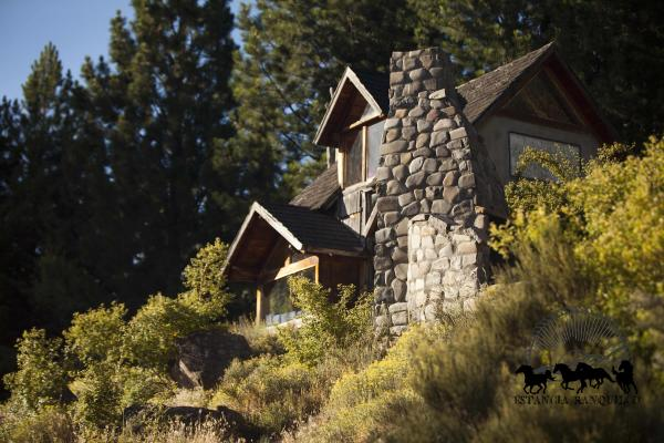 wilderness lodge in Patagonia
