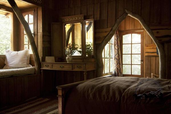 Patagonia wilderness lodge