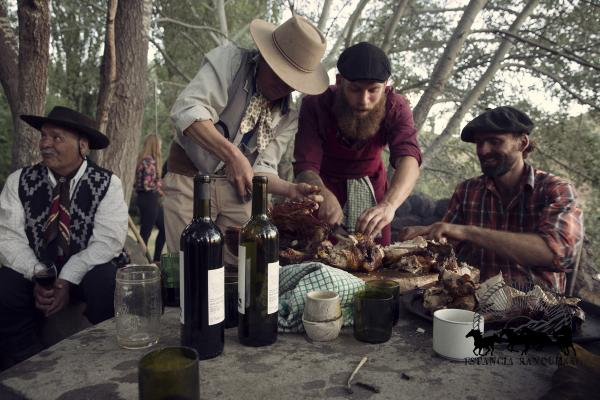 Ranch to table cuisine in Patagonia