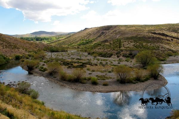 a bend in the river, Estancia Ranquilco